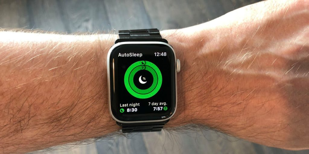 Apple Watch Might Receive Sleep Tracking Very Soon
