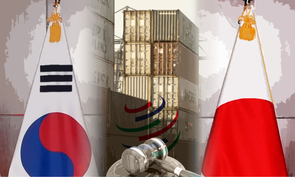"South Korea-Japan Battle Is A Sign That The Global Order Is ""Crashing"""